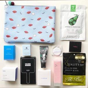 Kbeauty/Jbeauty Skincare Bundle